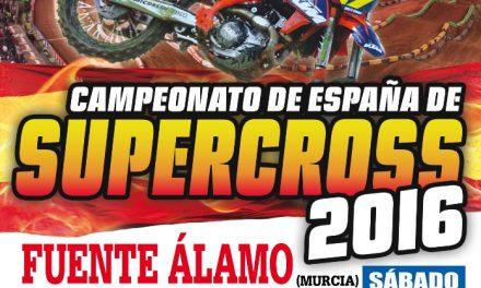 Fuente Álamo, preparado para recibir al Supercross