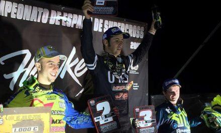 2ª Prueba RFME Cto. de España de Supercross Fuente Álamo