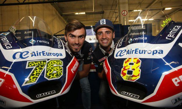 Héctor Barberá y Loris Baz renuevan un año más con Avintia Racing