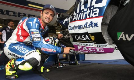 FACE Petroleum se une a Avintia Racing
