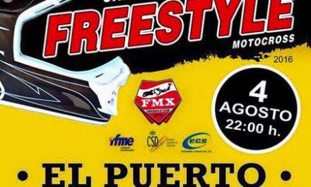 4ª prueba del nacional de Freestyle