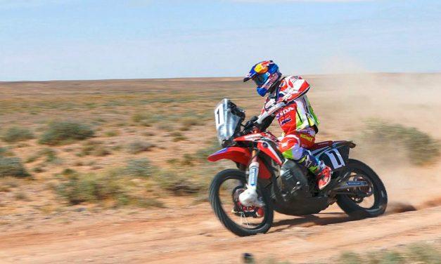 Joan Barreda gana la segunda etapa y refuerza su liderato