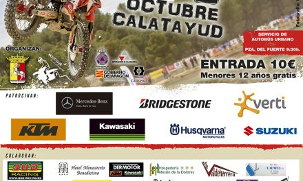 Calatayud cierra el nacional de MXÉlite, MX125, MX85 y MX150