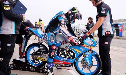 Remontada sin premio para Navarro en Silverstone y Canet termina noveno