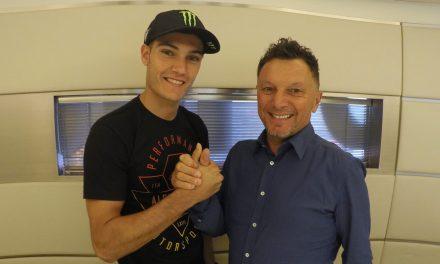 El Team Oil Federal Gresini Moto2 con Jorge Navarro para el 2017