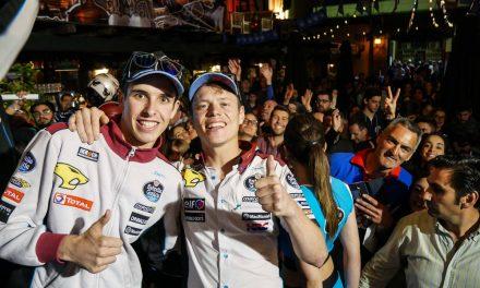 Conoce a Tito Rabat y Álex Márquez en el Fan Fest de Alcañiz