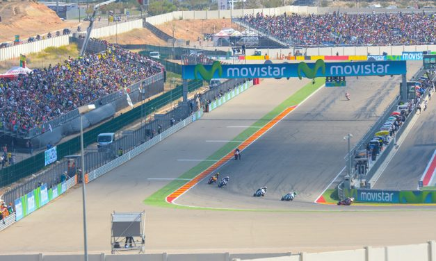 Las entradas GP Aragón ya a la venta