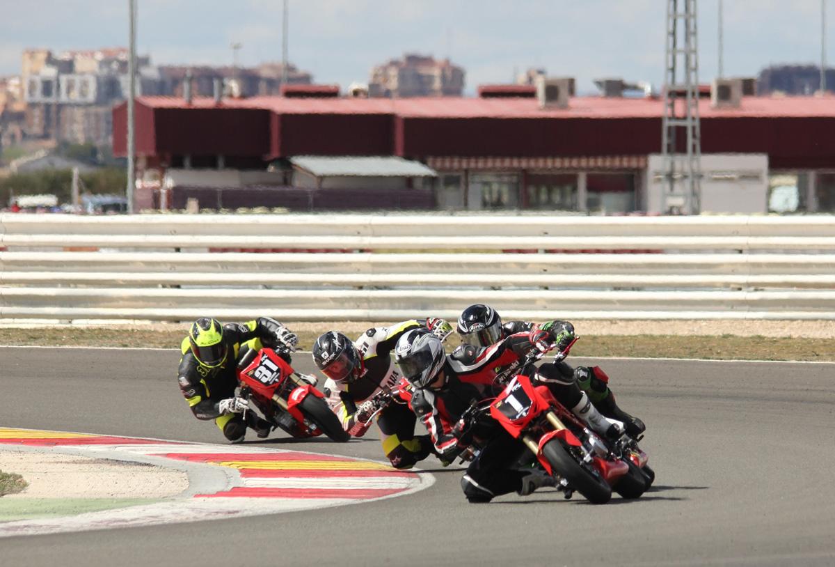 Circuito Valencia F1 : El manchego de velocidad cierra la temporada en el circuito de