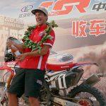 Victoria final de Joan Barreda y el Team HRC en China