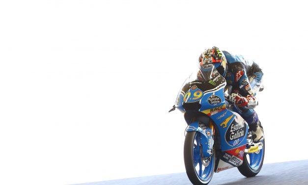 Navarro, el español más rápido en los oficiales del Gran Premio de Japón
