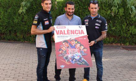 ValenciaGP: Presentación Cartel del Gran Premio