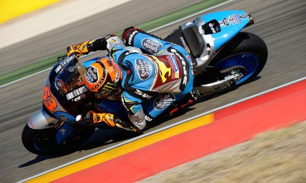 Miller y Rabat listos para correr en casa de Honda