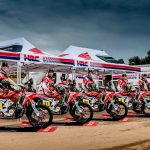El Monster Energy Honda Team celebra su 'Dakar Day'