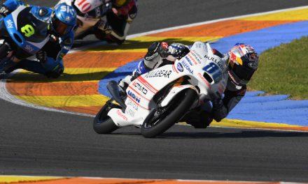 Bagnaia concluye la temporada con dos victorias y seis podios