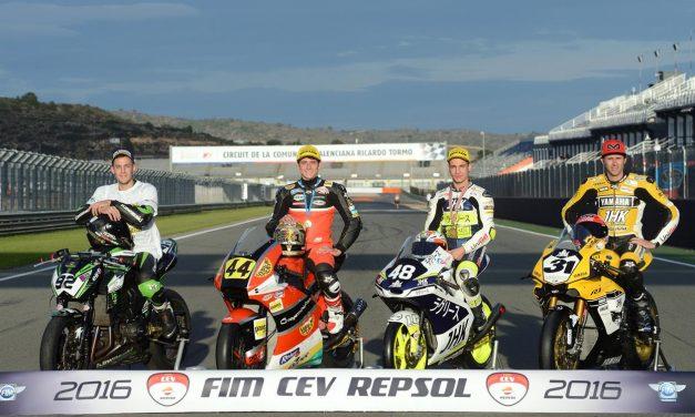 Dalla Porta se corona campeón del Moto3™ Junior World Championship en una intensa final en Valencia