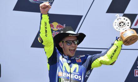 Rossi remata una segunda plaza en el Circuito de las Américas
