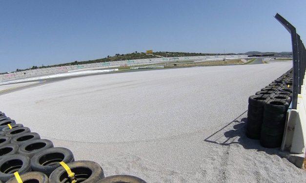 El Circuit Ricardo Tormo renueva sus áreas de seguridad