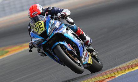 Juan Manuel Solorza y el GV Racing Team llegan a Barcelona con el podio como objetivo