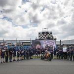 Bradl se retira de la primera carrera en Donington Park
