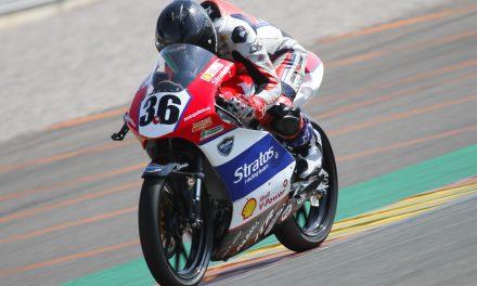 Adrián Fernández se une al Team Stratos junto a Neila y Uviña en Portugal