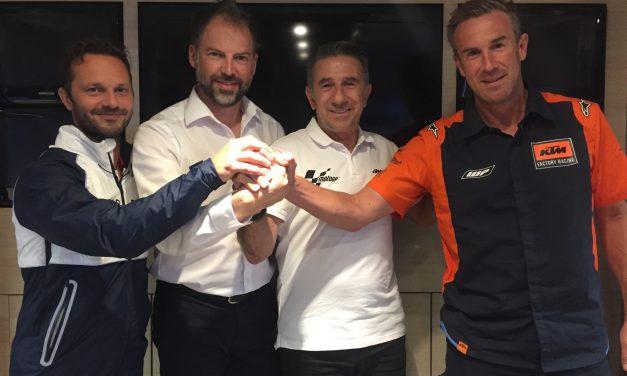 Aspar Team y KTM, nueva alianza en Moto3
