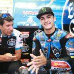 Arón Canet gana en Silverstone en Moto3
