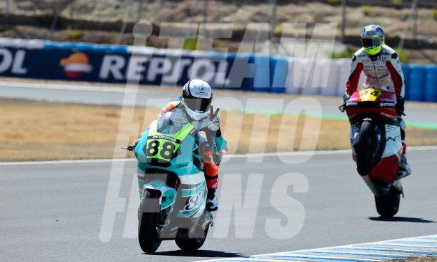 Poles de récord en Jerez del FIM CEV Repsol