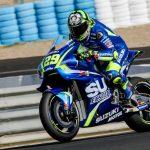 Andrea Iannone el más rápido en Jerez
