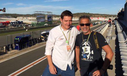 Yo también viví el sexto título de Márquez
