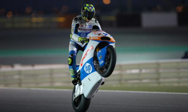 Fantástica segunda posición de Baldassarri en Qatar