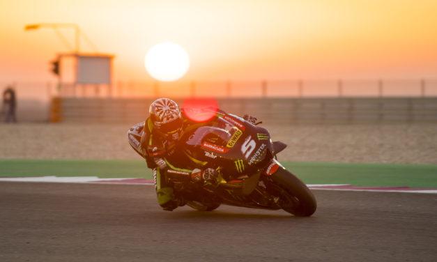 Zarco y Syahrin encantados de comenzar 2018 este fin de semana en Qatar