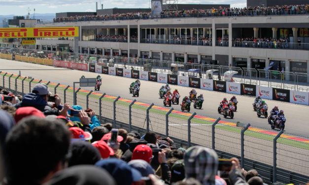 Últimos días de venta de entradas con descuento para ver las Superbikes en MotorLand