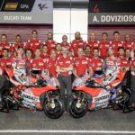 El Ducati Team llega a Termas de Río Hondo