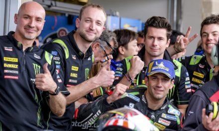 Zarco ataca de nuevo con el cuarto lugar en la clasificación Americas GP