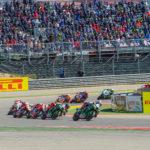Motorland invadido por las Superbikes