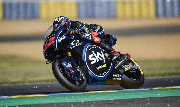 Pole position para Francesco Bagnaia en Le Mans