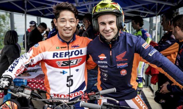 Clasificación complicada para el Repsol Honda Team en el inicio del Mundial