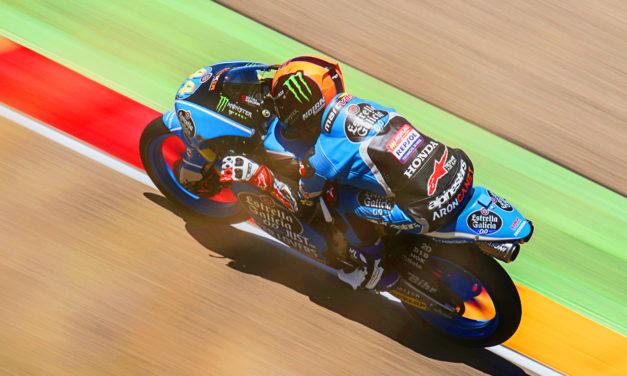 MotorLand despide dos jornadas de test de Moto2 y Moto3 del mundial de MotoGP