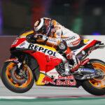 Primeras fotos de Jorge Lorenzo rodando con los colores del equipo Repsol Honda