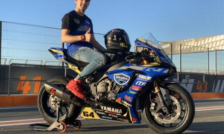 Rodi Pak se une al Yamaha Stratos en el Campeonato de España de Superbike