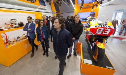 Zamora inaugura el Repsol Racing Tour del 50 aniversario