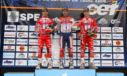 Doble podio de GasGas en Arnedillo