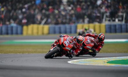 El Mission Winnow Ducati, listo para su carrera de casa en el GP de Italia en Mugello