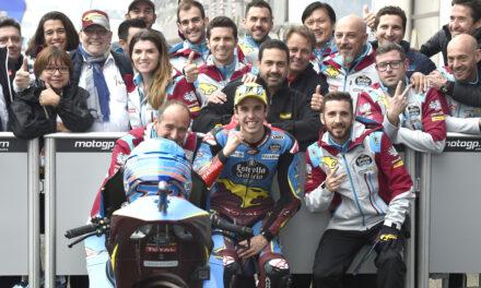 Márquez supera con nota una complicada sesión de clasificación y saldrá desde primera fila