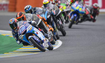 Gabriel Rodrigo muy cerca del podio en Le Mans