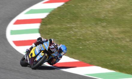 Márquez (Álex)  gana en Moto2 Mugello y se queda a dos puntos del liderato