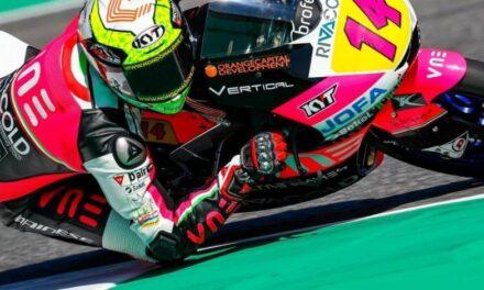 Mugello, victoria de Arbolino en Moto3