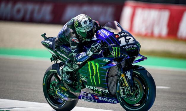 MotoGP TT Assen: gana Maverick Viñales y la Yamaha