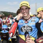 Vuelve el mejor Álex Márquez en Sachsenring