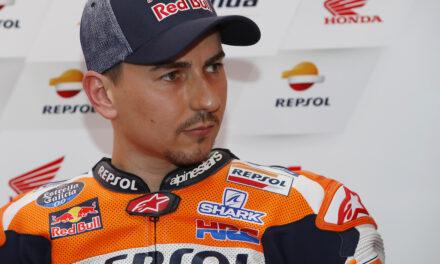 Jorge Lorenzo regresará en Silverstone